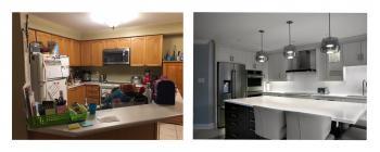 Clearwater Water Blvd, Aurora, Kitchen Renovation
