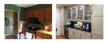 Yonge Street, Holland Landing Kitchen Renovation