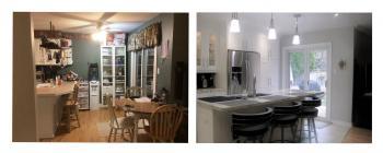 Copland Trail, Aurora Kitchen Renovation
