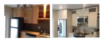 Jessop Avenue, Schomberg Kitchen Renovation