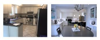 Pinehurst Court, Aurora Kitchen Renovation