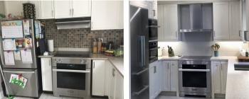 Alex Doner Drive, Newmarket Kitchen Renovation