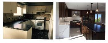 Attridge Road, Aurora Kitchen Renovation