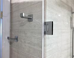Rectangular porcelain wall tiles Kestle Interiors