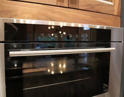 Enclosed Oven Kitchen Designs Sharon