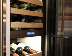 Sliding Wine Rack Designs Kitchen Sharon