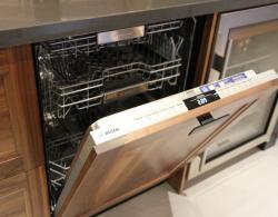 Enclosed Dishwasher Kitchen Island Sharon