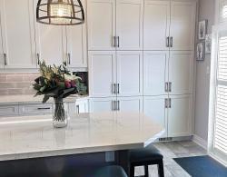 Barrie Kitchen Renovation Kestle Interiors Newmarket