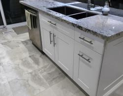 Kestle Interiors Kitchen; recycling centre