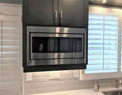 GE SpaceMaker microwave Kestle Interiors