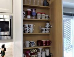 Newmarket cabinet design
